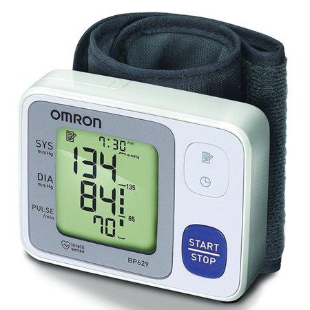 Omron 3 Series Wrist Blood Pressure Monitor Desk Model BP629N 1 Each - Omron Blood Pressure Kit