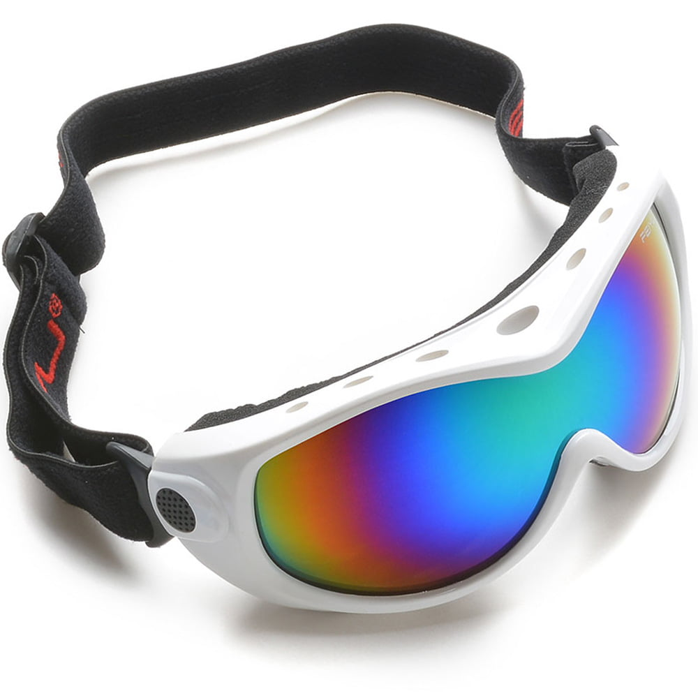 ODOLAND Anti-Fog Windproof Kids Ski Goggles Youth Snowboard Snowmobile Goggles by