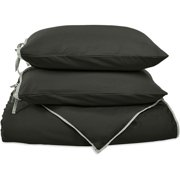 Simple Luxury Bahama Reversible Duvet Cover Set