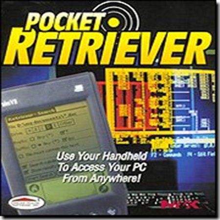 Pocket Retriever for Windows PC- XSDP -04358 - Pocket Retriever is an application for handhelds running the Palm OS, allowing you to remotely access your desktop PC. Use Pocket Retriever on