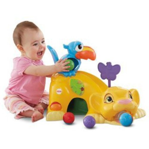 Fisher-Price Drop 'n Roar Simba