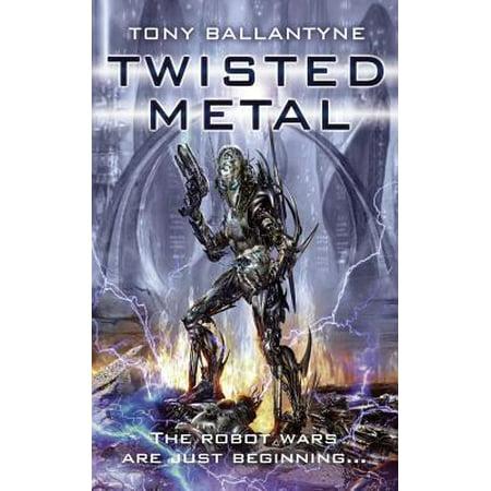 Twisted Metal - eBook
