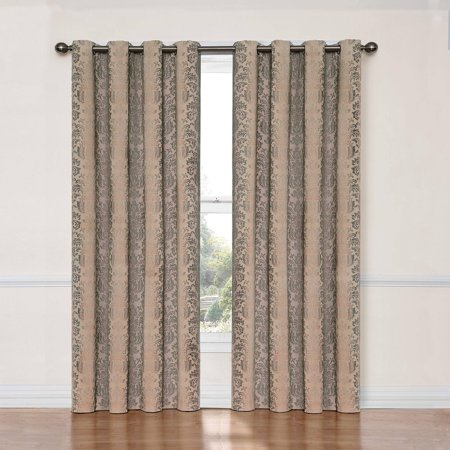 Curtains Ideas black out curtains walmart : Eclipse Nadya Grommet Blackout Energy-Efficient Curtain Panel ...