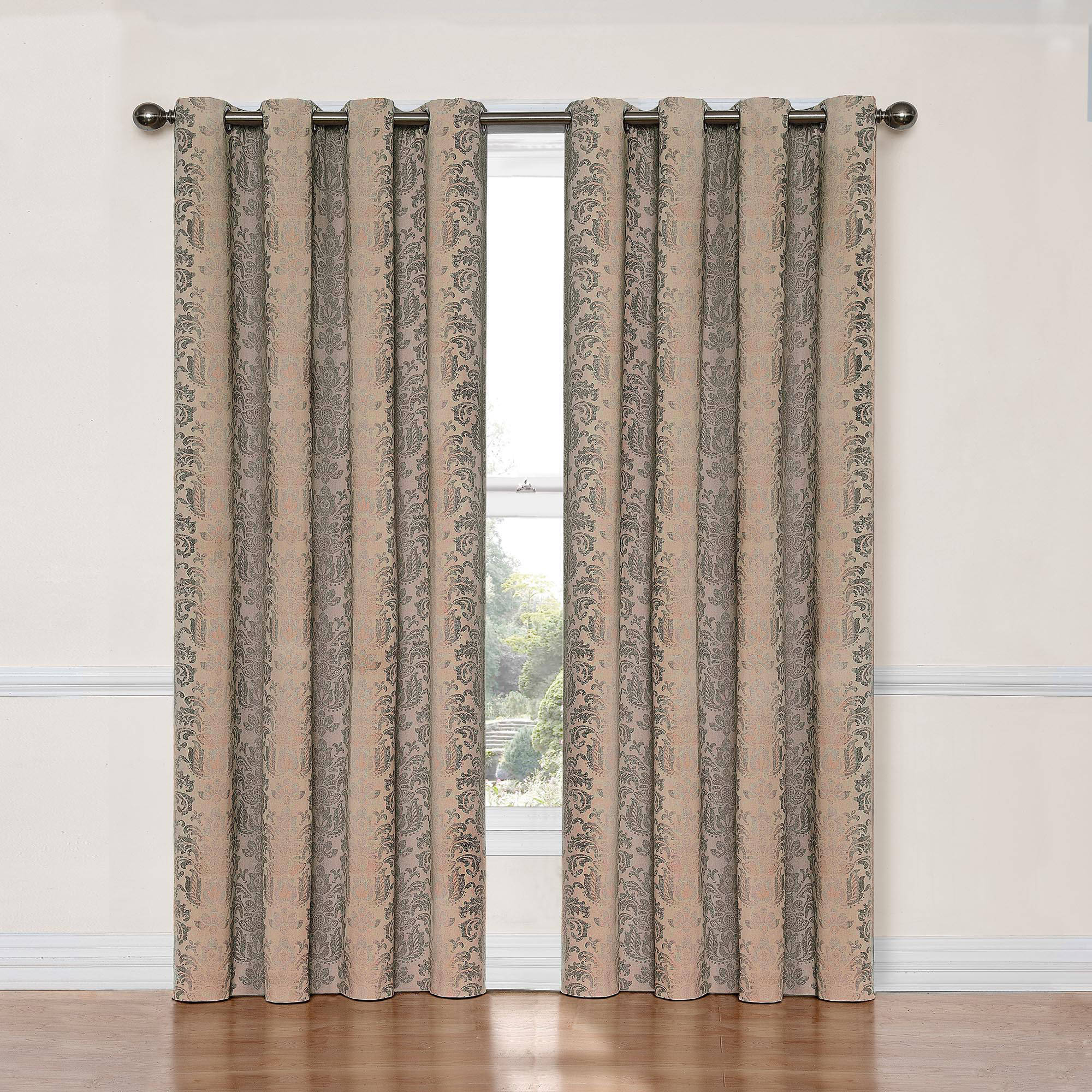 Eclipse Nadya Grommet Blackout Energy-Efficient Curtain Panel