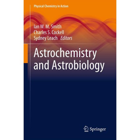 Astrochemistry and Astrobiology - eBook