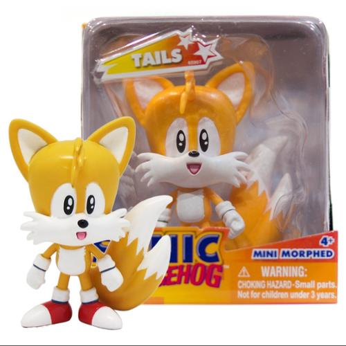 "Sonic The Hedgehog 2.75"" Mini Morphed Figure: Tails"