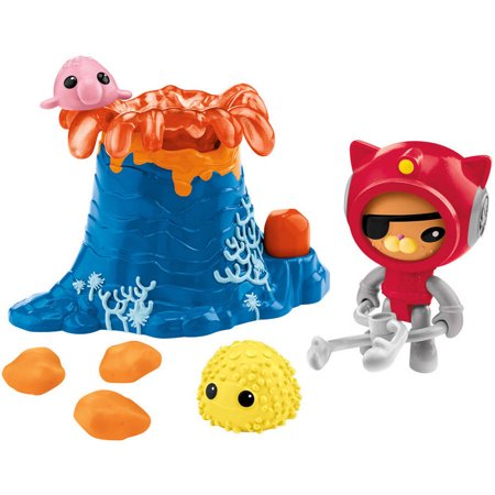 Octonauts Kwazii and the Volcano Rescue