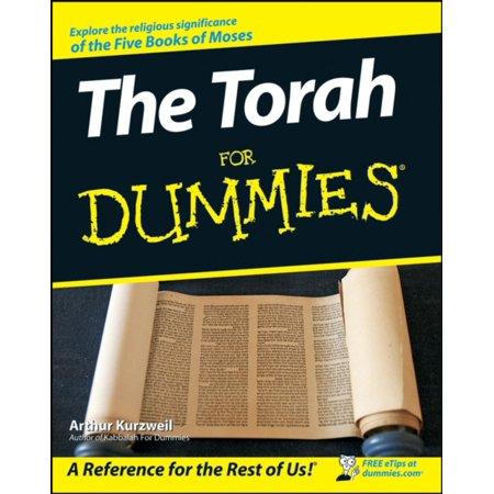 Torah Star - The Torah For Dummies (Paperback)