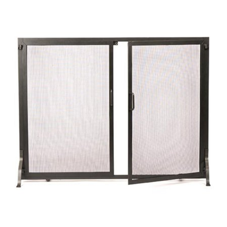 Minuteman International Classic Fireplace Screen with Doors