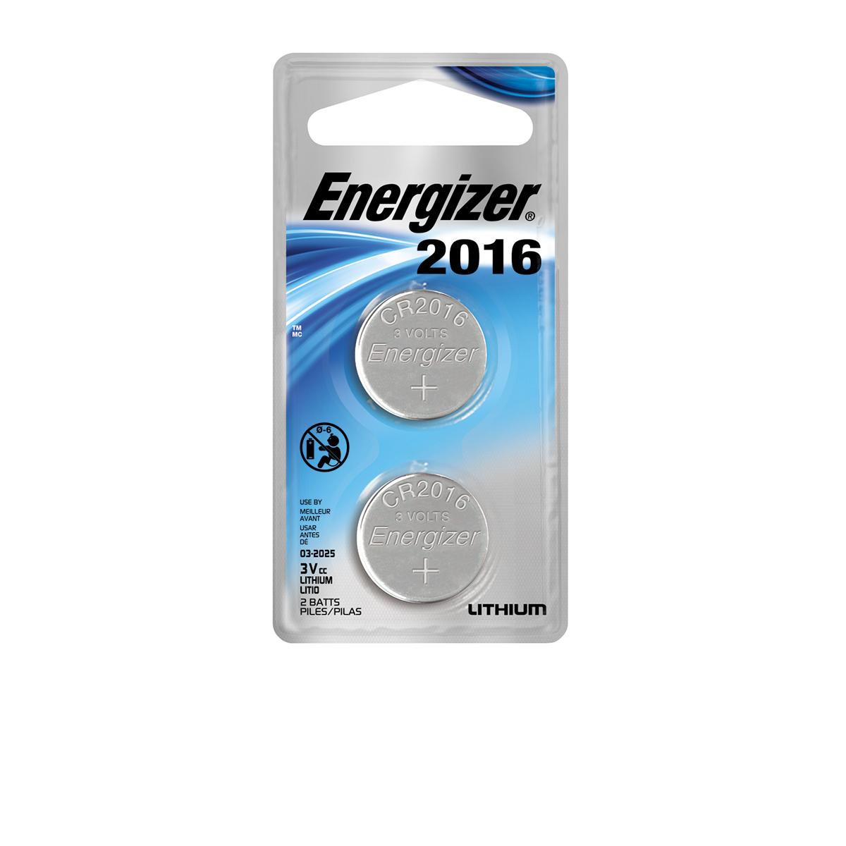 Energizer Ultimate Lithium 3V Batteries, 2 Pack
