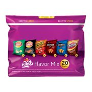 Lay's Flavor Mix Variety Pack, 20 Count, 1 oz Bags