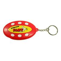 Fart Button Keychain Edition