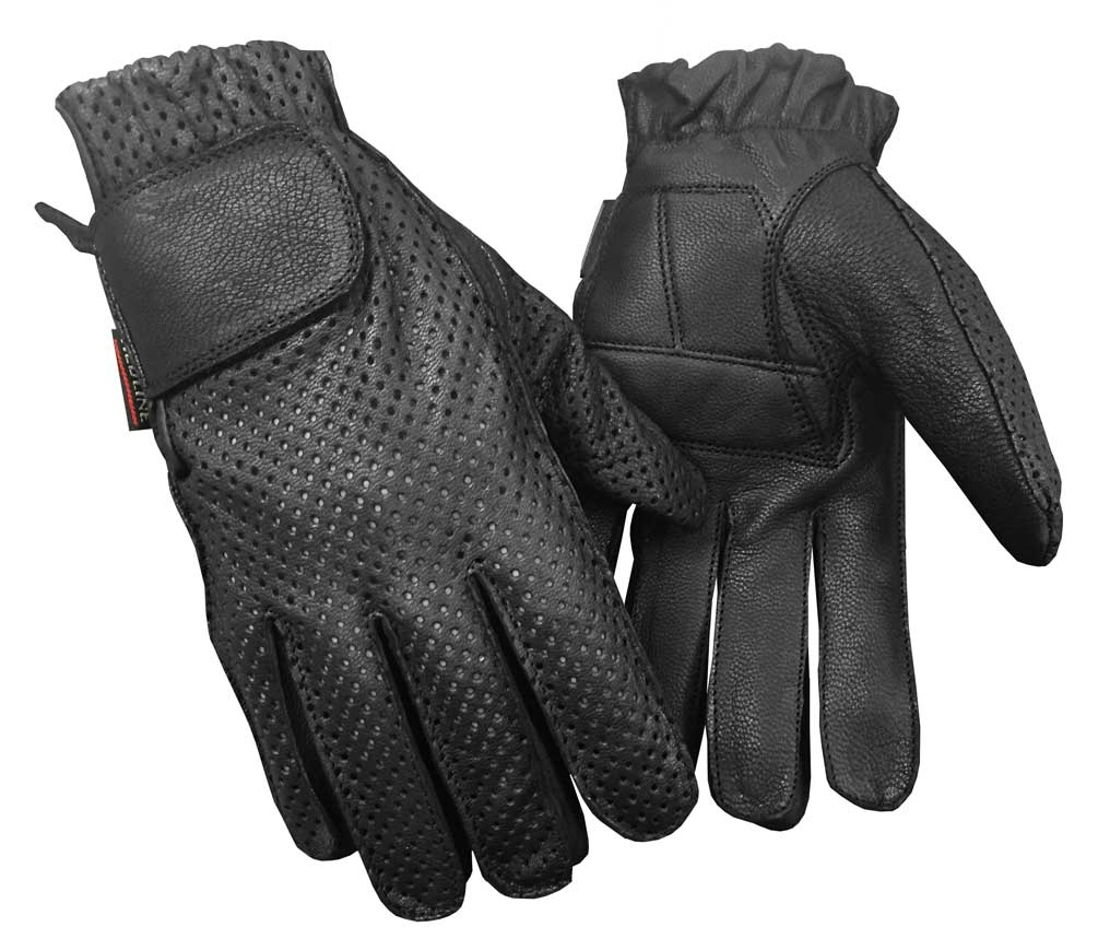 Raber gloves men's leather gauntlets