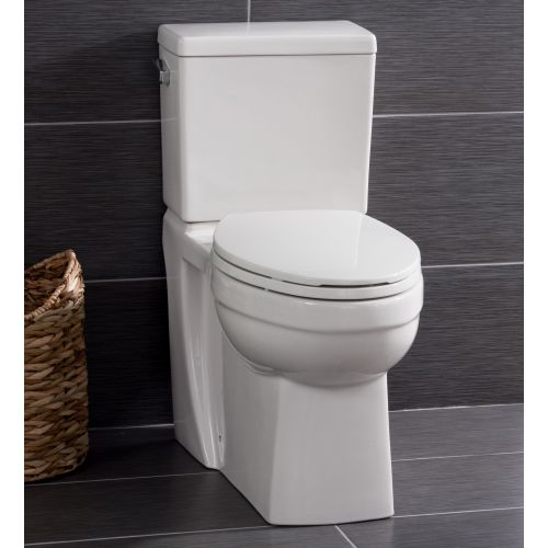 miseno mno370c twopiece elongated ada height toilet with slow c
