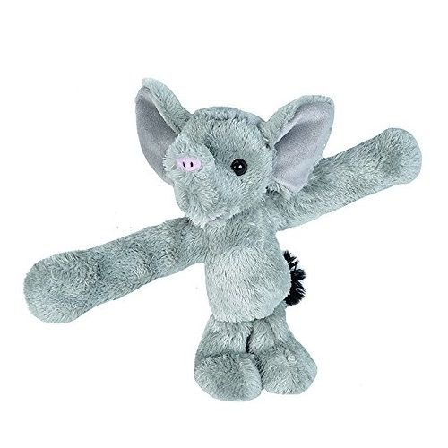 Best Stuffed Animals For Boy, Wild Republic Huggers Elephant Plush Toy Slap Bracelet Stuffed Animal Kids Toys 8 Walmart Com Walmart Com
