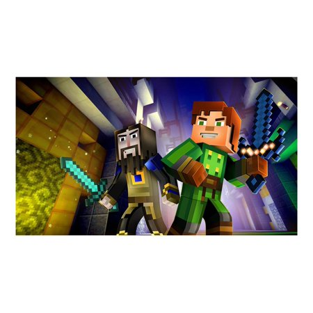 Telltale Games Minecraft Story Mode - The Complete Adventure - Xbox