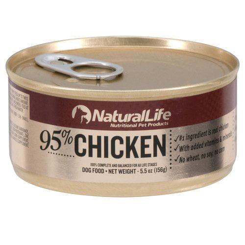 Natural Life Nl 95 Chicken 5 5oz Walmart Com