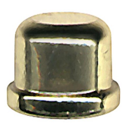 Hard Hat Lamp (Brass Plated