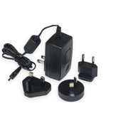 Sonnet World Travel AC Power Adapter - For Drive Enclosure, Port Replicator - 1.25A - 12V DC