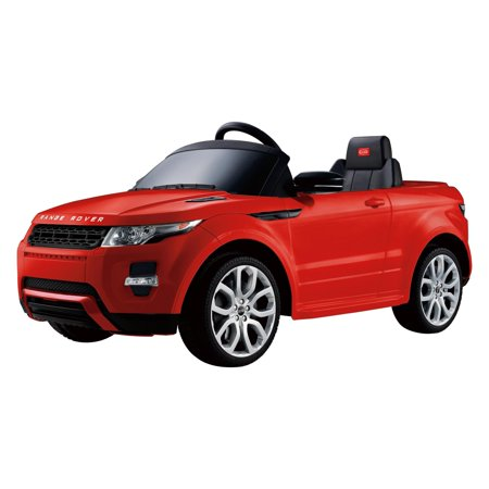 Vroom Rider Range Rover Rastar Battery Powered Riding Toy