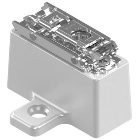 16 mm Mounting Plates Vertical Cam Adjustment, No. 7 Screw - image 1 de 1