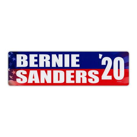 Obama For President Bumper Stickers - Bumper Sticker - Bernie Sanders 2020 - Democrat President - Political Campaign Decal - 10