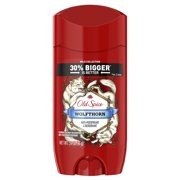 Old Spice Wolfthorn Antiperspirant and Deodorant for Men, 3.4 oz