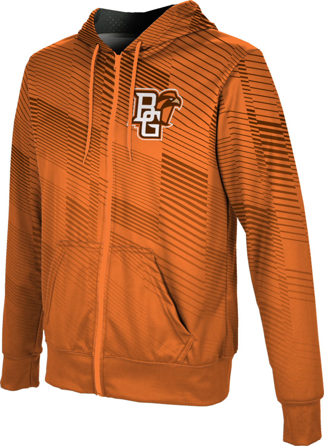 Bold ProSphere Bowling Green State University Mens Performance T-Shirt