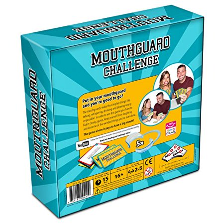 Identity Games - Mouth Guard Challenge - image 1 of 4