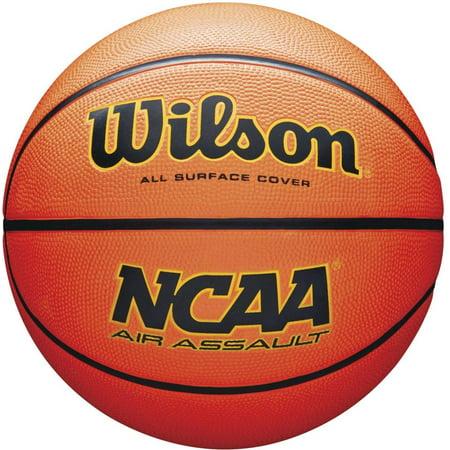 Wilson NCAA Air Assault 28.5 Intermediate Basketball