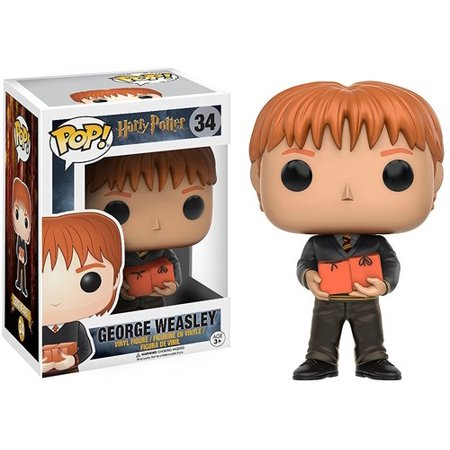 FUNKO POP! MOVIES: HARRY POTTER - GEORGE WEASLEY - Wembley Halloween