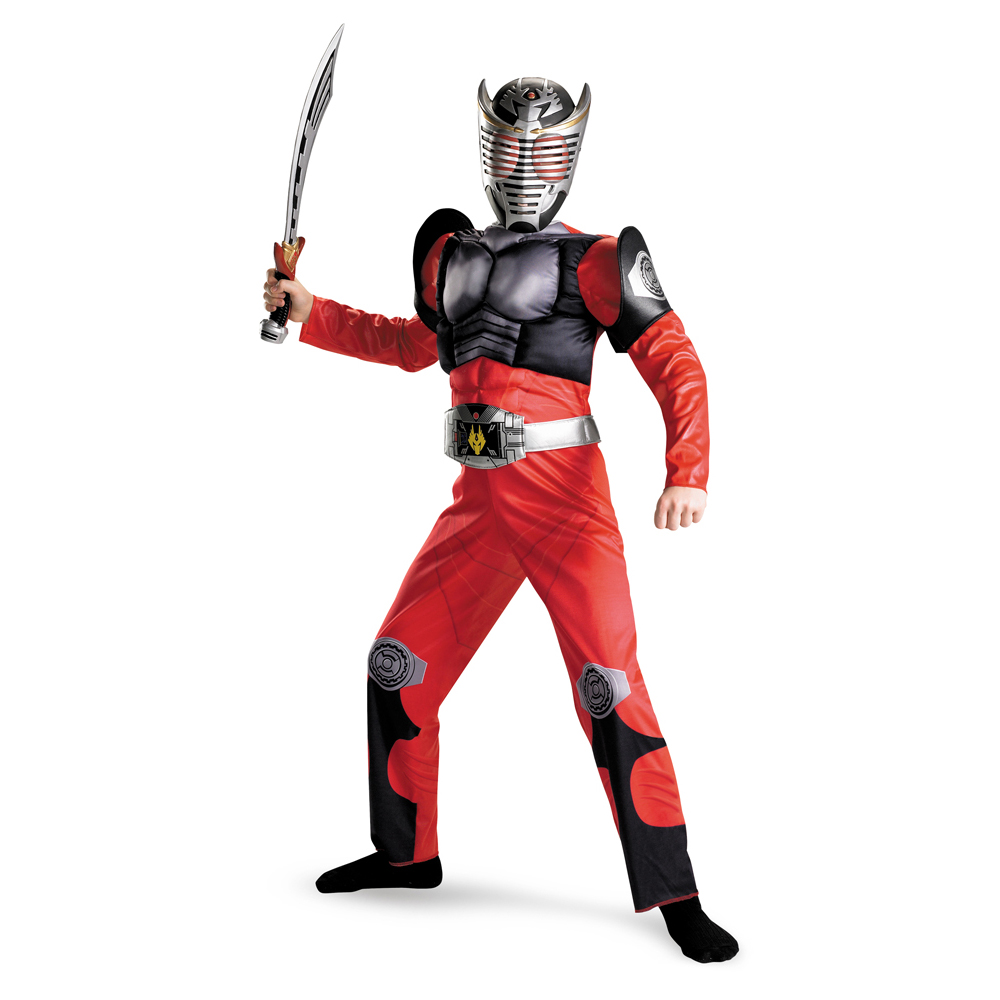 Dragon Knight Classic Muscle Chest Costume Child