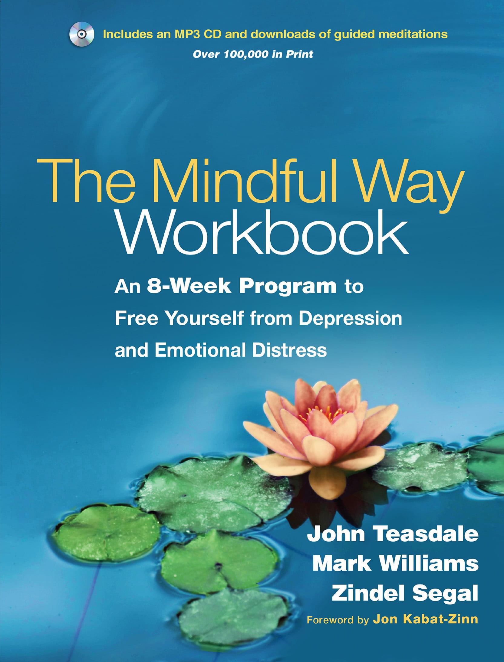 The Mindful Way Workbook Other Walmart