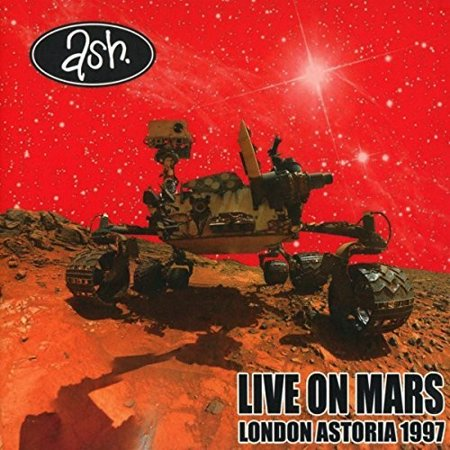 Live On Mars: London Astoria 1997 (Great White Live In London)