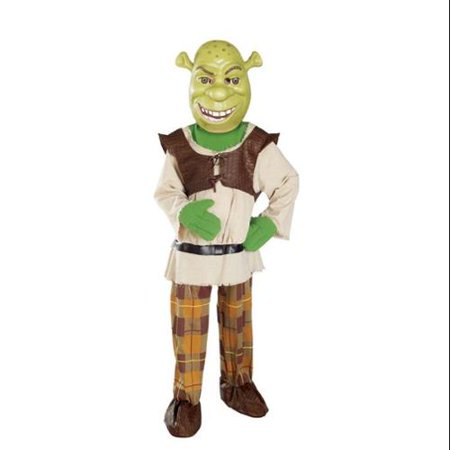 Shrek Deluxe Toddler Costume (Halloween Shrek Games)