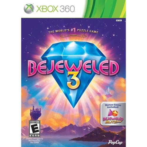 Bejeweled 3 with Bejeweled Blitz Live (Xbox 360)