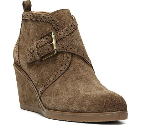 Franco Sarto Womens Arielle Leather Closed Toe Ankle Fashion Boots by Franco Sarto
