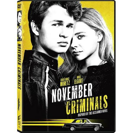 November Criminals - Halloween Chicago November 1