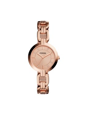 Fossil Women's Kerrigan Three-Hand Stainless Steel Watch
