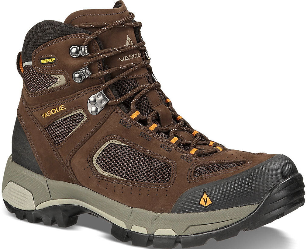 Vasque Men's BREEZE 2.0 GTX Brown Hiking Boot 11 W by