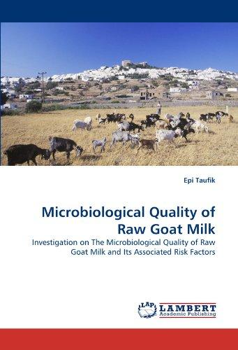 Microbiological Quality of Raw Goat Milk by