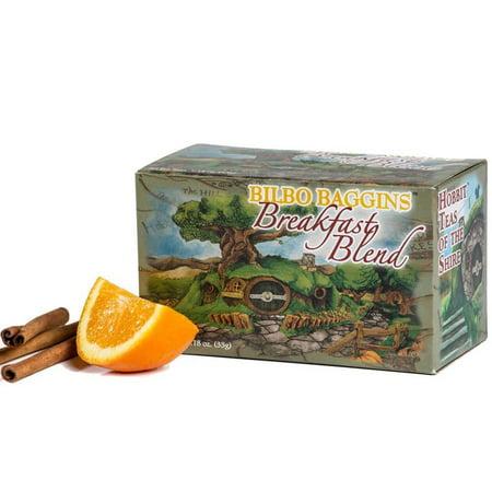 Tea Bilbo Baggins Breakfast Blend (20 bag/box) (Breakfast Blend Tea)