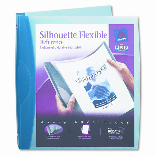 Avery Silhouette Flexible Poly View Bind