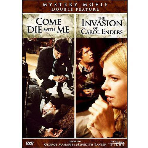 Come Die With Me / The Invasion Of Carol Enders (Full Frame)