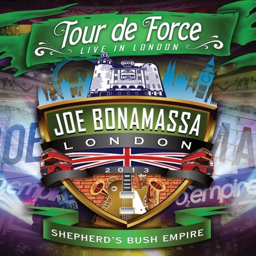 Tour De Force: Live In London - Shepherd's Bush Empire (2CD)