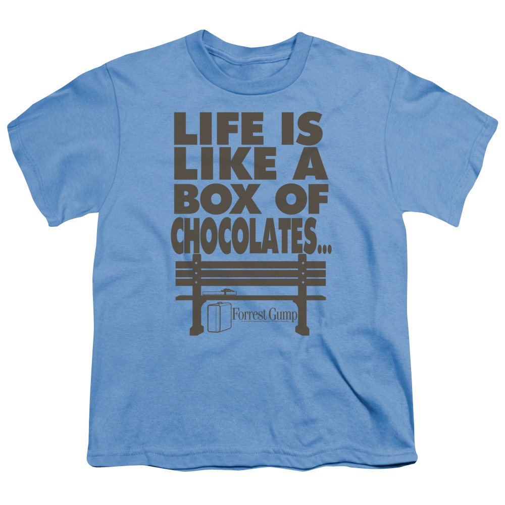 Forrest Gump Life Big Boys Shirt