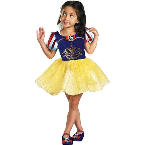 Disney Snow White Infant Halloween Costume - One Size