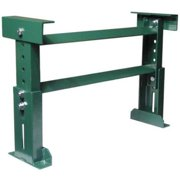 ASHLAND CONVEYOR H50M22B51 Conveyor H-Stand,17to27-1/4In,51BF
