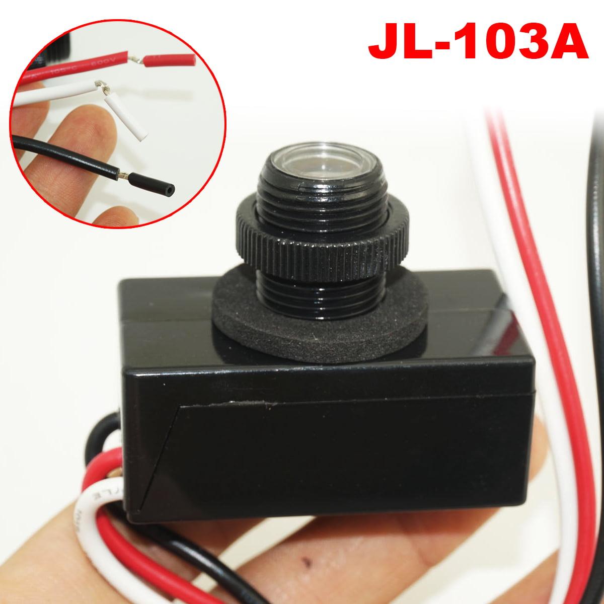 Auto Sensor Dusk To Dawn Photocell Light Control Led Hid Cfl