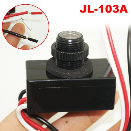 Auto Sensor Dusk To Dawn Photocell Light Control Led Hid Cfl Electric Resistor Photoelectric
